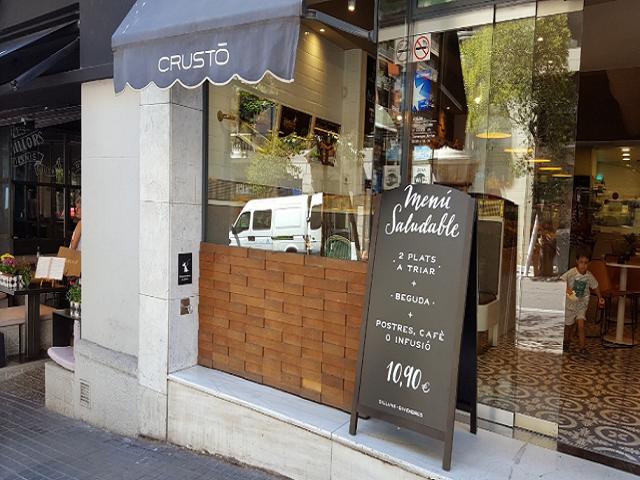 Panadería Crustó, Barcelona España
