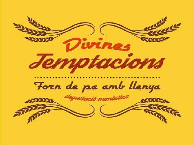 Panadería Divines Temptacions, Barcelona España