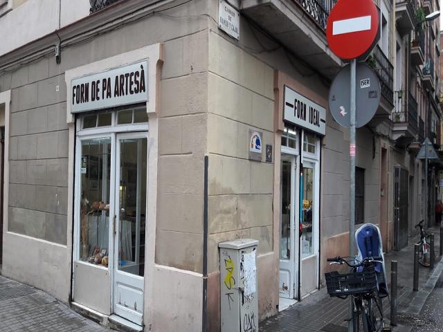 Panadería Forn Ideal, Barcelona España