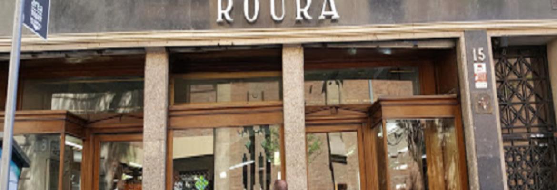 Panadería Forn Roura, Barcelona España