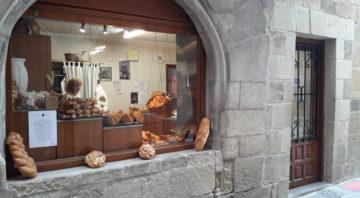 Panadería Torres, Laguardia, Álava España