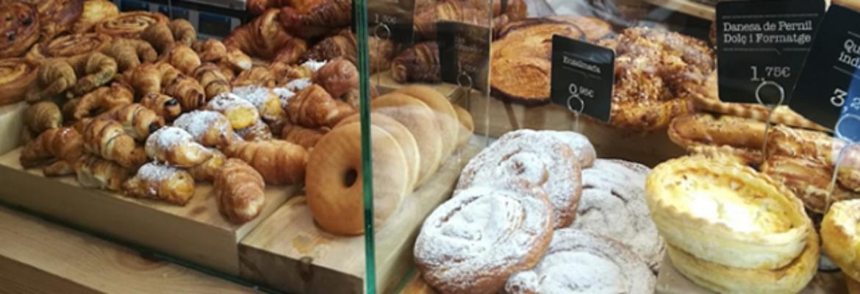 Panadería Santa Gloria, Barcelona España