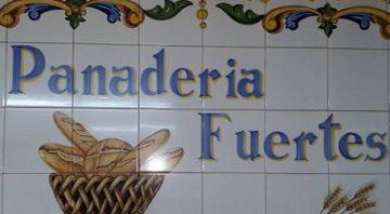 Panadería Fuertes, Lapuebla de Labarca, Álava España