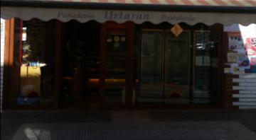 Panadería Urtaran, Izarra, Álava España