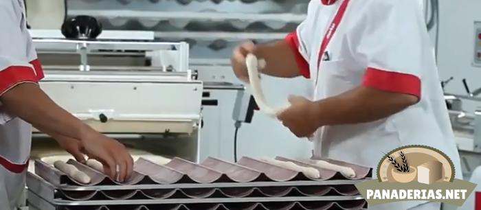 maquinas panaderia