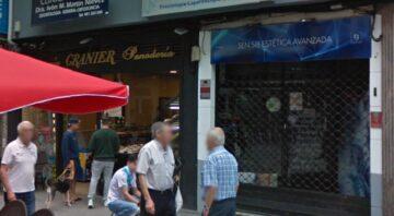 Panadería Granier, A Coruña, España