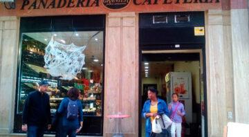 Panadería Granier, Rúa Real 18, A Coruña, España