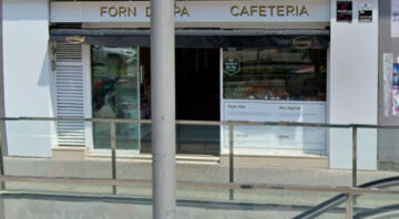 Panadería Granier, Barcelona, España