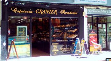 Panadería Granier, Rúa Barcelona, 58,  A Coruña, España