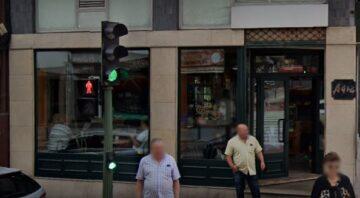 Panadería Agra, A Coruña, España