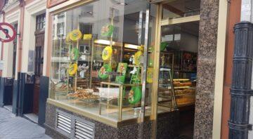 Panadería Berna, A Coruña, España
