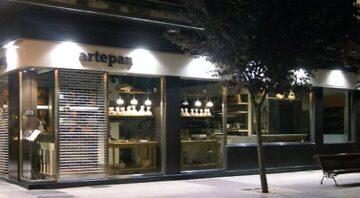 Panadería Artepan, Vitoria-Gasteiz, Álava, España
