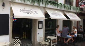 Panadería Banneton, A Coruña, España
