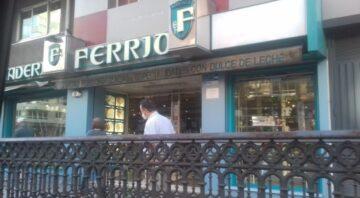 Pastelería Confitería Heladería Ferrio, La Coruña, España