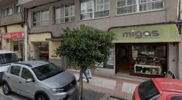 Panadería Migas, A Coruña, España
